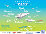 Carte Aéroport Caen-Carpiquet
