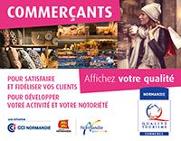 Normandie Qualité Tourisme Commerce